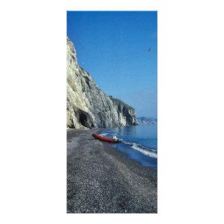 West shore of Cape Lisburne Rack Card