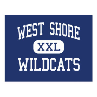 West Shore Wildcats Middle Milford Post Cards