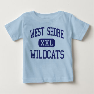 West Shore Wildcats Middle Milford T-shirt