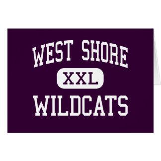 West Shore - Wildcats - Senior - Melbourne Florida Card