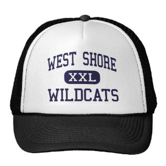 West Shore - Wildcats - Senior - Melbourne Florida Hats