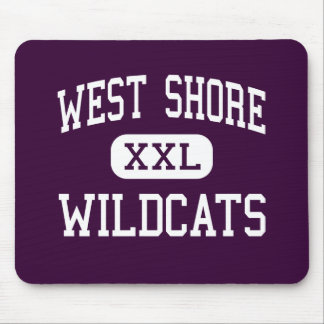 West Shore - Wildcats - Senior - Melbourne Florida Mouse Pad