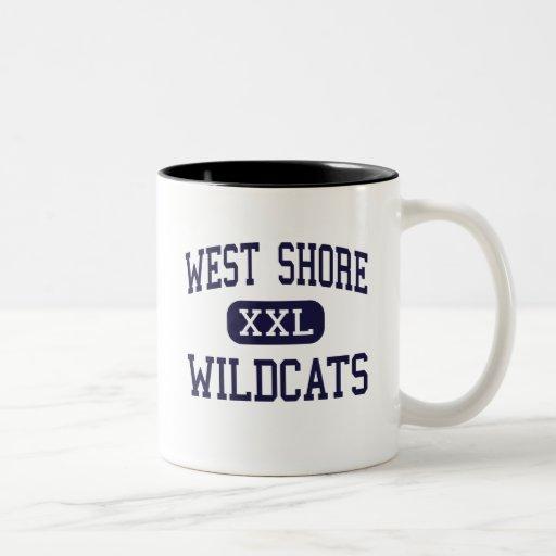 West Shore - Wildcats - Senior - Melbourne Florida Mug