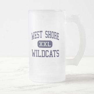 West Shore - Wildcats - Senior - Melbourne Florida Mugs
