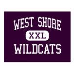 West Shore - Wildcats - Senior - Melbourne Florida Post Card