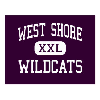 West Shore - Wildcats - Senior - Melbourne Florida Post Card
