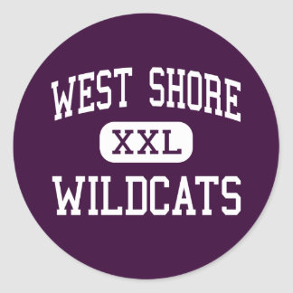 West Shore - Wildcats - Senior - Melbourne Florida Stickers