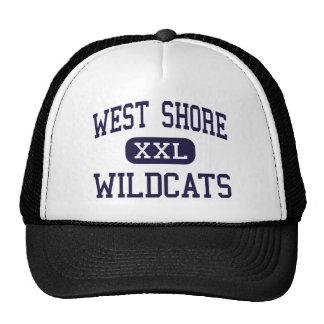 West Shore - Wildcats - Senior - Melbourne Florida Trucker Hat