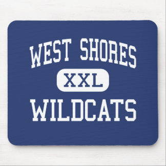 West Shores - Wildcats - High - Salton City Mouse Pad