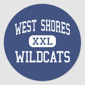 West Shores - Wildcats - High - Salton City Sticker