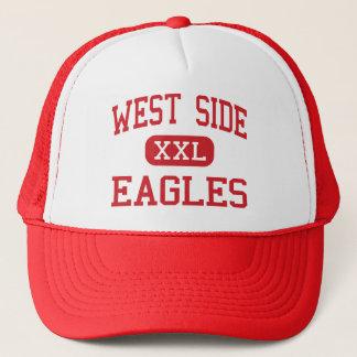 West Side - Eagles - High - Wenatchee Washington Trucker Hat