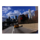 West Side Highway - NYC Postcard