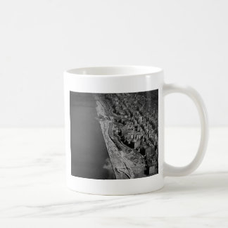 West Side Highway Riverside Drive and Hudson River Coffee Mug