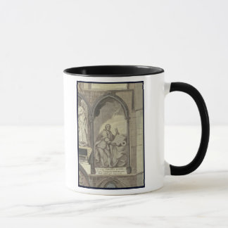 West Side of Poet's Corner, plate 25 from 'Westmin Mug
