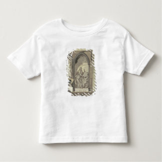 West Side of Poet's Corner, plate 25 from 'Westmin Toddler T-shirt