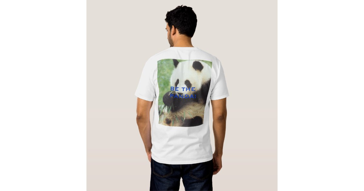 West Side Pandas T Shirt Zazzle