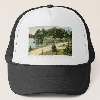 West Side Park, Paterson NJ Vintage Trucker Hat