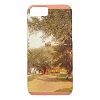 West Springfield', Nelson_Great Work of Art iPhone 7 Case