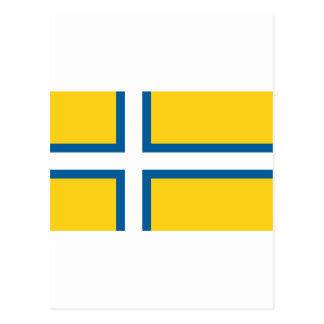 West Sweden, Sweden Post Card