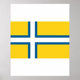 West Sweden, Sweden Poster