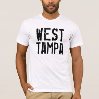 West Tampa - (813) T-Shirt