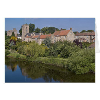 West Tanfield, North Yorkshire Greeting Cards