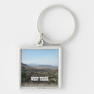 West Texas Landscape Keychain