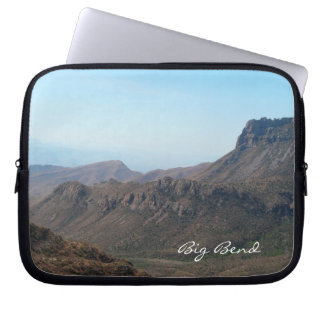 West-Texas Mountains/Big Bend Park Laptop Sleeve