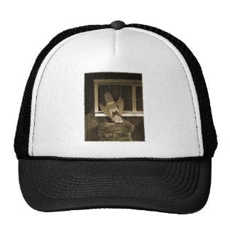 WEST TEXAS WOODY TRUCKER HAT