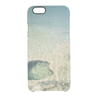 West Thumb Basin Submerged Geyser Clear iPhone 6/6S Case