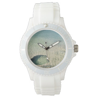 West Thumb Basin Submerged Geyser Wrist Watches