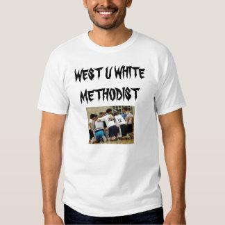 WEST U WHITE METHODIST T-Shirt