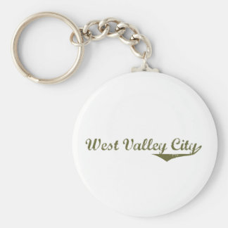 West Valley City Revolution t shirts Key Chain