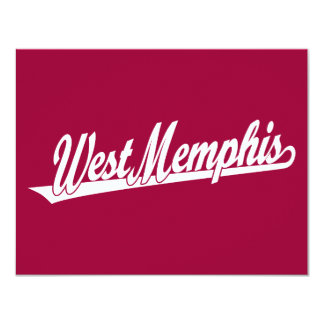 West Valley City script logo in white Personalized Announcements