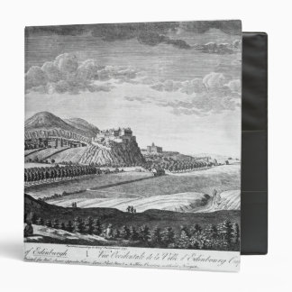 West View of the City of Edinburgh, 1753 Binder