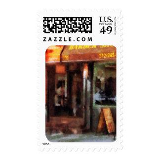 West Village Barber Shop Postage