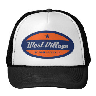 West Village Trucker Hat