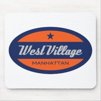 West Village Mouse Pad