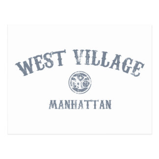 West Village Postcard