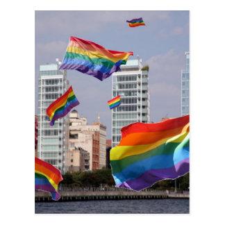 West Village Pride Postcard