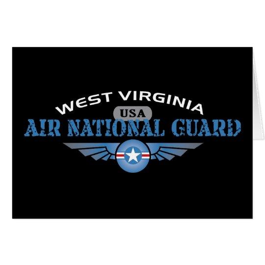 West Virginia Air National Guard Card