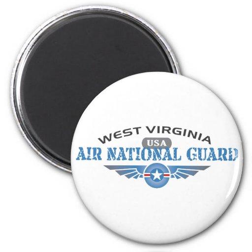 West Virginia Air National Guard Fridge Magnet