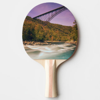 West Virginia, Babcock State Park Ping Pong Paddle