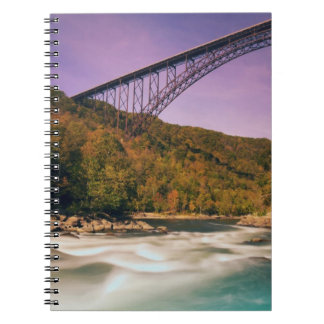 West Virginia, Babcock State Park Notebook