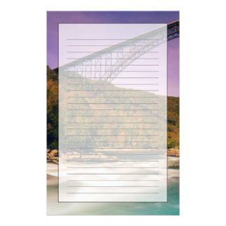 West Virginia, Babcock State Park Stationery