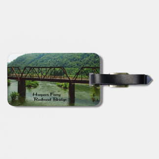 West Virginia Bag Tag