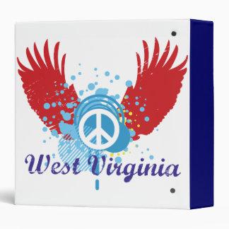 West Virginia Binder 3 Ring Binders