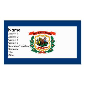 WEST VIRGINIA Business Cards