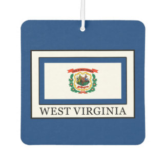 West Virginia Car Air Freshener