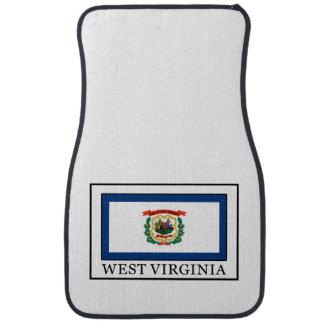 West Virginia Car Floor Mat